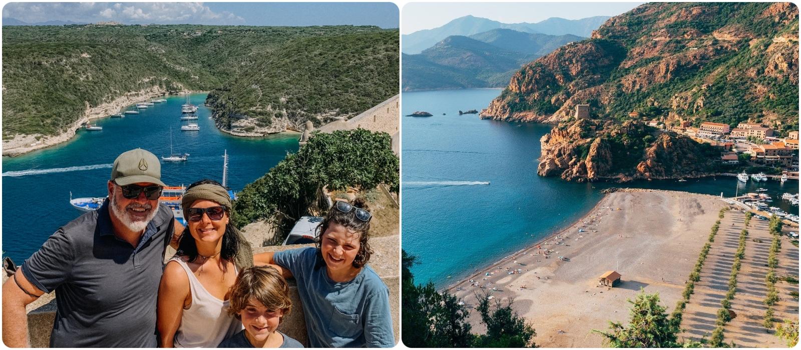 Corse: en catamaran avec sailing Manawa
